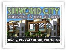 Sunworld Vandita SUNWORLD CITY Yamuna Expressway