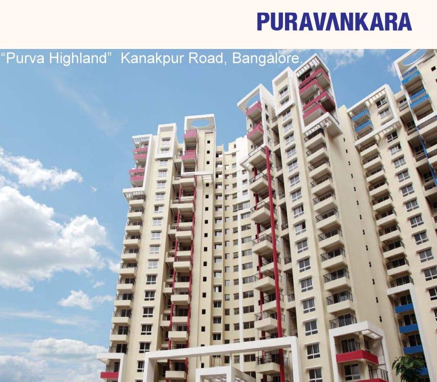 Purva Highland Kanakpur Road  Bangalore