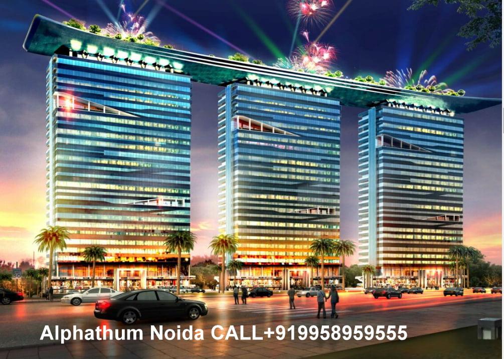 Alphathum Noida.12 percent assured returns project