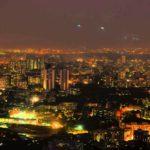 Mulund Night Skyline