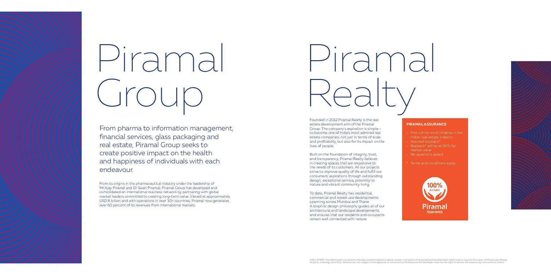 Piramal group piramal realty Revanta