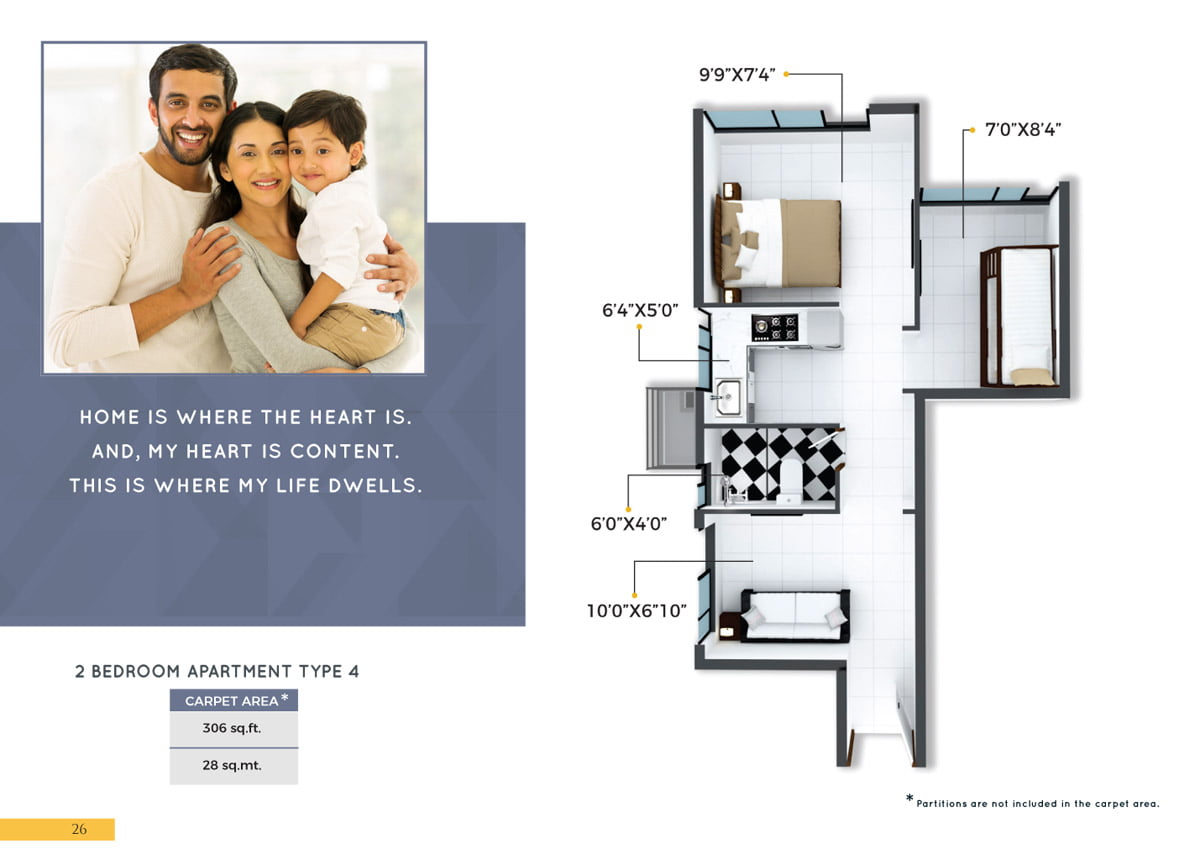 CRYSTAL, XRBIA TO DEVELOP AFFORDABLE HOMES IN CHEMBUR Crystal, Xrbia Chembur 2bhk-type-4