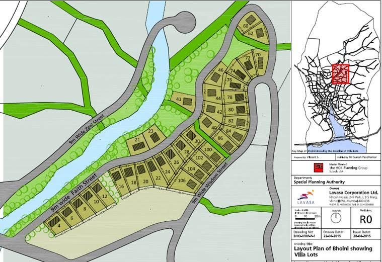 Lavasa - Small Plots available starting from Rs. 32 lakh