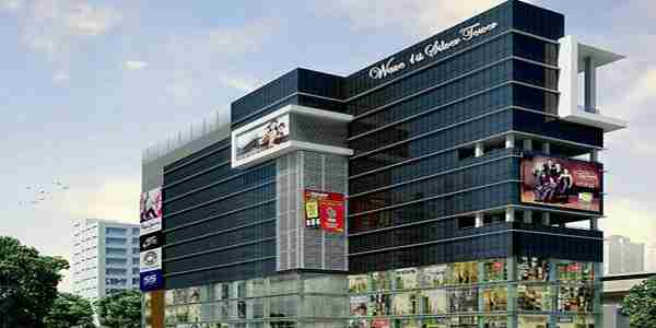 Commercial property rent noida sarthak estates for Silver towers leasing office