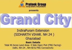 Prateek-Grand-City-Siddarth-Vihar-Indirapuram-Extension-NH-24-Houses-Apartments-for-Sale