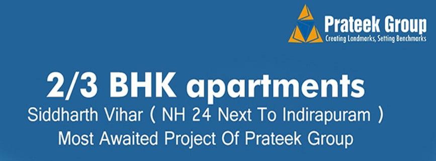 Prateek Grand City NH-24 Ghaziabad