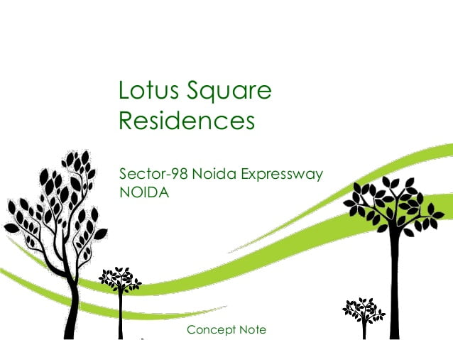 Lotus New Project Noida Expressway