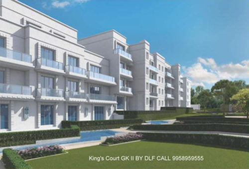 King's Court- DLF master layout new