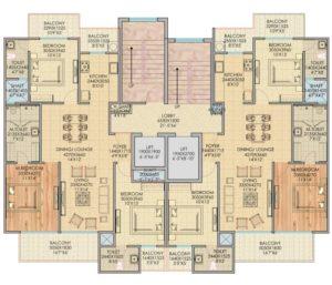 indepentdent floor Noida Extention