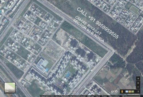 Omaxe Riyasat Sector 93-B CALL 9958959555 Location