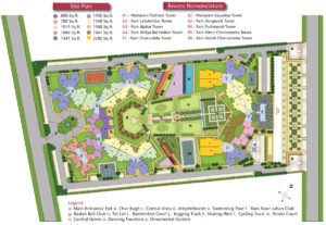 Rudra palace heights layouts