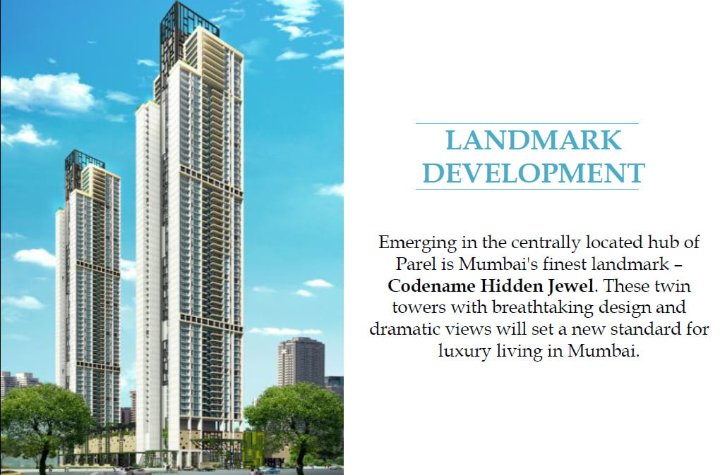Lodha Lodha Venezia Hidden Jewel 9958959555