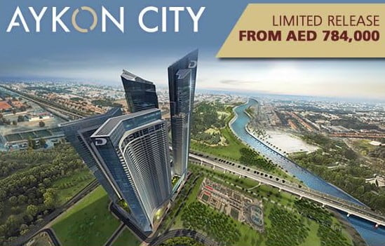 DAMAC AYKON CITY-The Very First Project Launch on Dubai Canal near BURJ DUBAI