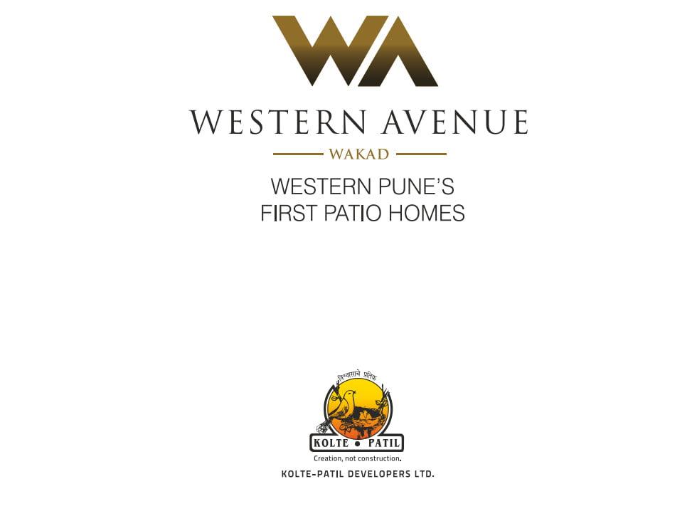 Kolte Patil Western Avenue  Wakad pune  LOGO