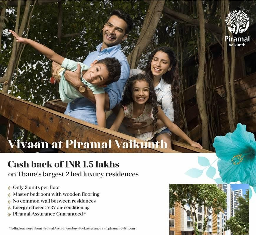 Vivaan at Piramal Vaikunth Gudi Padwa Offer