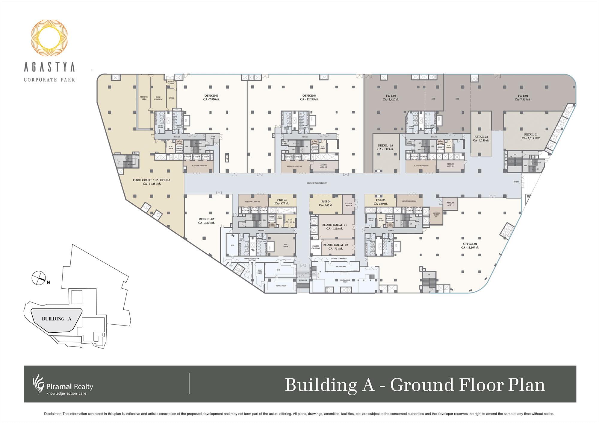 piramalagastya floor plans 2