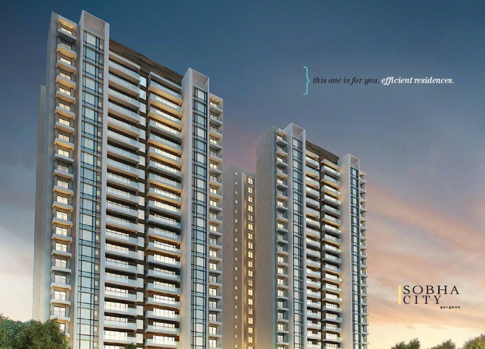Sobha City@Sobha City Gurgaon, Sobha City Sector 108 Gurgaon, Sobha City Dwarka Expressway