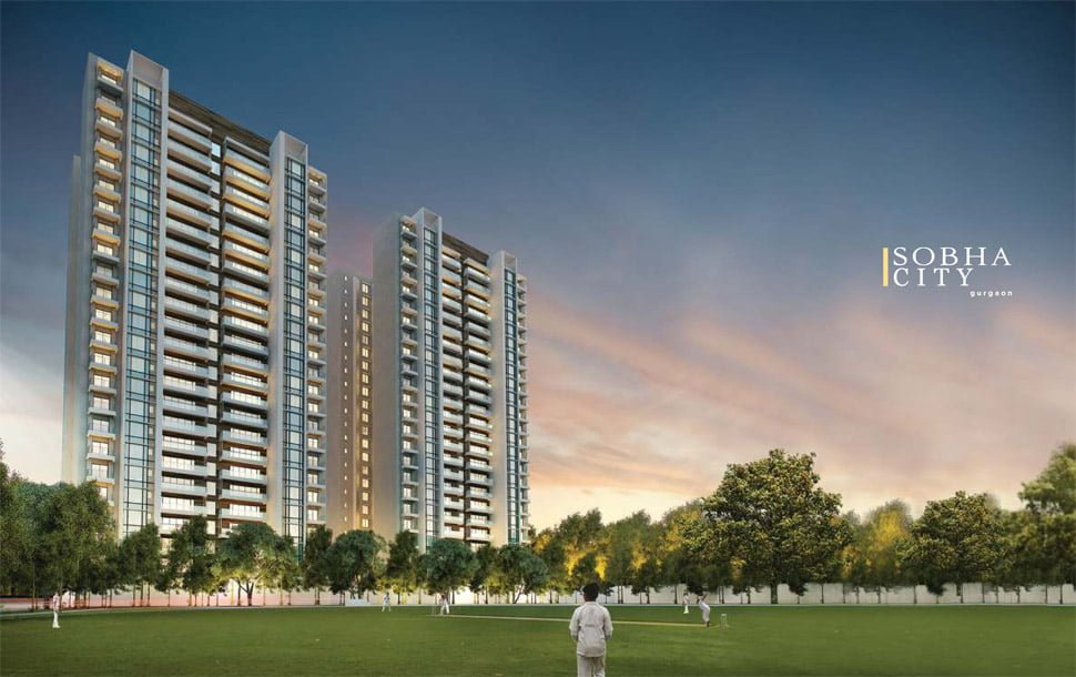 Sobha City, Sobha City Gurgaon, Sobha City Sector 108 Gurgaon, Sobha City Dwarka Expressway