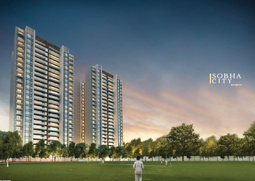 Sobha City Sobha Gurgaon, Sobha City Sector 108 Gurgaon, Sobha City Dwarka Expressway