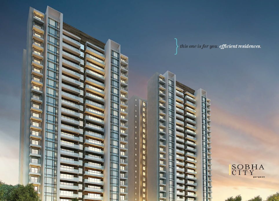 Sobha City@Sobha City Gurgaon, Sobha City Sector 108 Gurgaon, Sobha City Dwarka Expressway