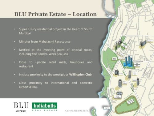 South Mumbai s largest integrated residential complex INDIABULLS BLU at Worli call9958959555-page-003