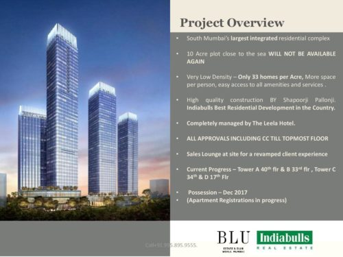 South Mumbai s largest integrated residential complex INDIABULLS BLU at Worli call9958959555-page-004
