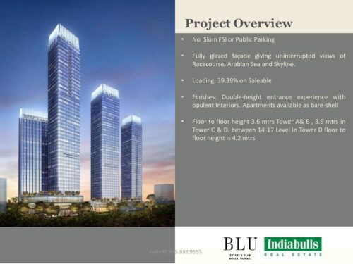 South Mumbai s largest integrated residential complex INDIABULLS BLU at Worli call9958959555-page-005
