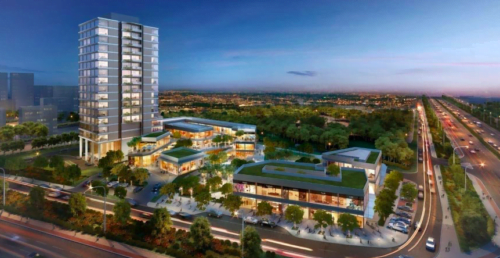 THE PLAZA FOOD HALL - IREO's 1st Food Court in Gurgaon Inline image 1 IREO City Sector - 59 Golf Course Extension Road