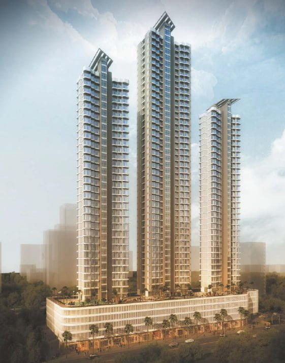 West park by Ruparel Realty Codename West Park