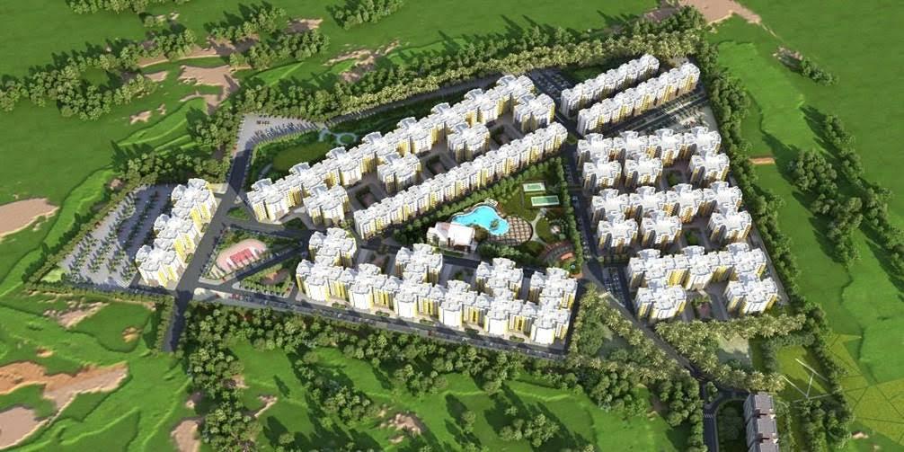 PROVIDENT WELWORTH CITY on YELANHANKA to Doddaballapur near INTL Airport,North Bangalore.