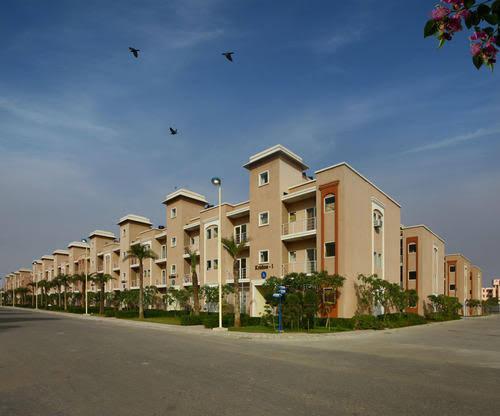 Omaxe Eternity Vrindavan Residential flats 1/2 BHK