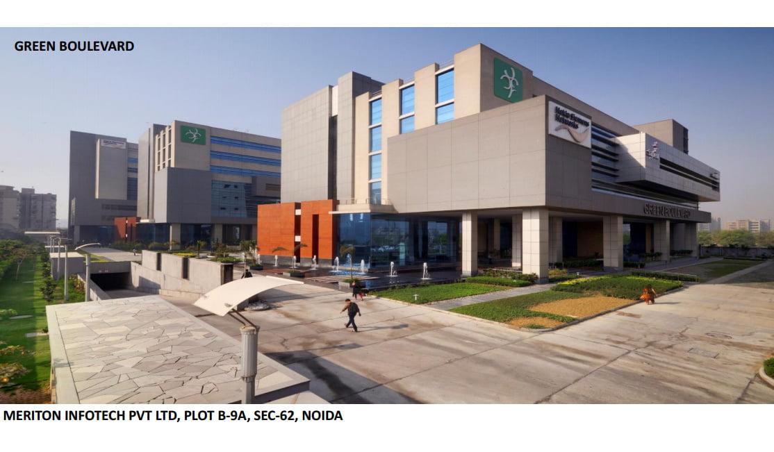 Green Boulevard Sector 62 Noida