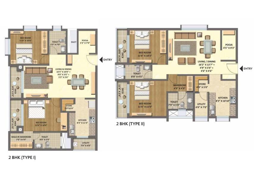 lodha-meridian-hitech-city-hyderabad-2bhk-floor-plans