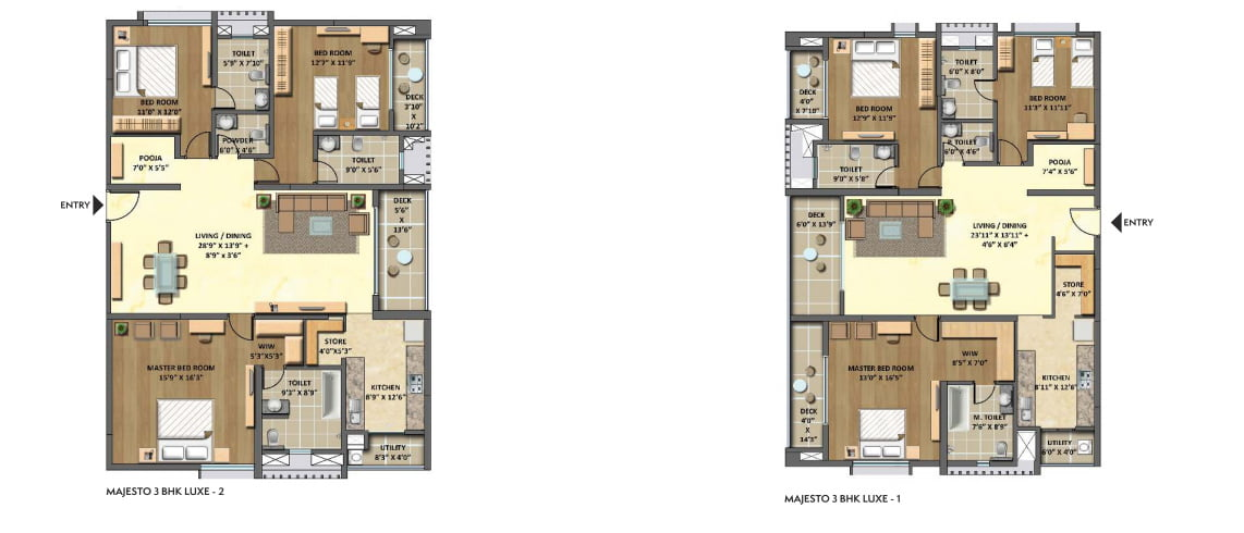 lodha-meridian-hitech-city-hyderabad-call-09958959555-floor-plans-2bed