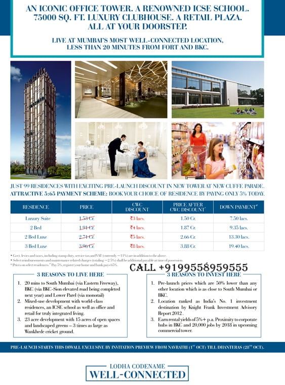 lodha-codename-well-connected-call09958959555