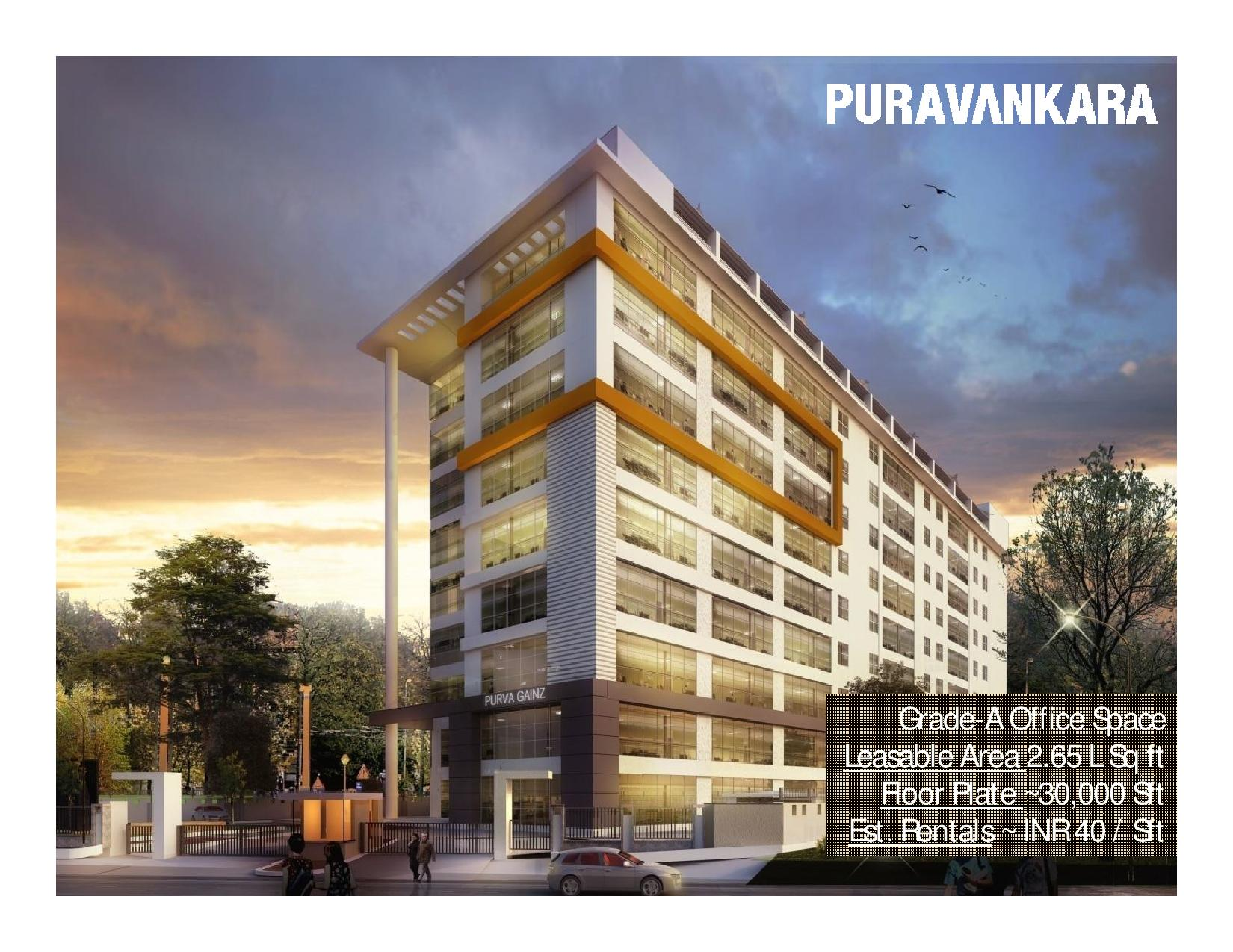 purva-gainz-bangalore-commercial-office-space