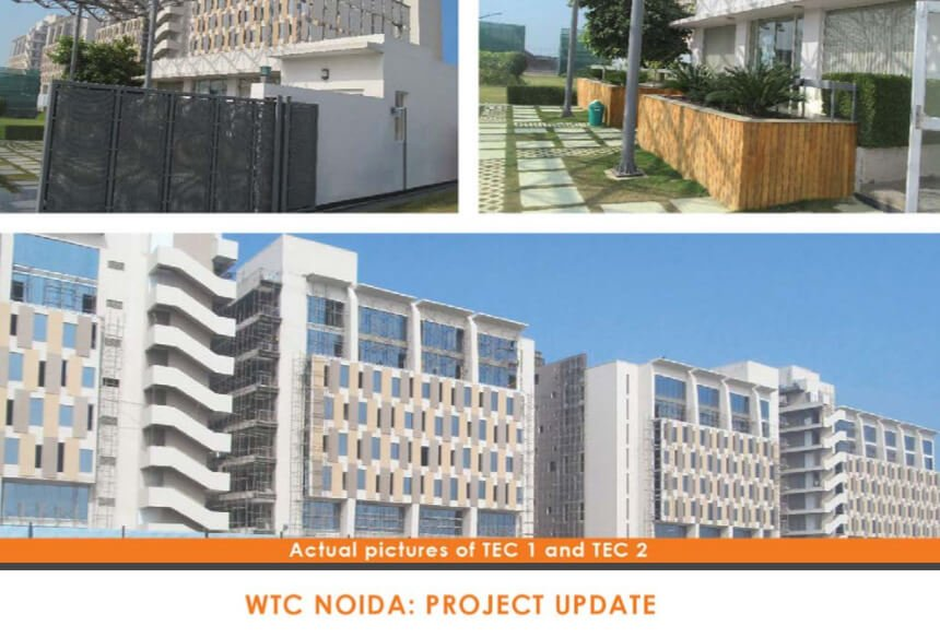 WORLD TRADE CENTER – WTC NOIDA PHASE 3 BOOKINGS OPEN CALL 09958959555-site office