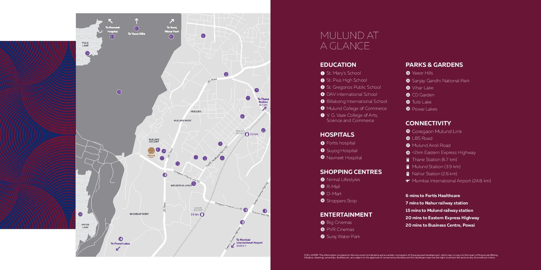 Piramal group piramal realty Revanta location map