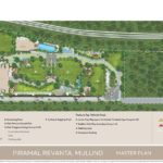 Piramal revanta mulund site plan