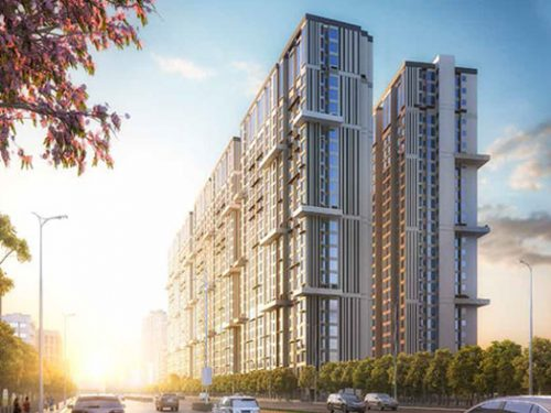 CRYSTAL, XRBIA TO DEVELOP AFFORDABLE HOMES IN CHEMBUR Crystal, Xrbia Chembur ELEVATION