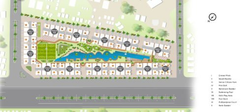 CRYSTAL, XRBIA TO DEVELOP AFFORDABLE HOMES IN CHEMBUR Crystal, Xrbia Chembur master plan