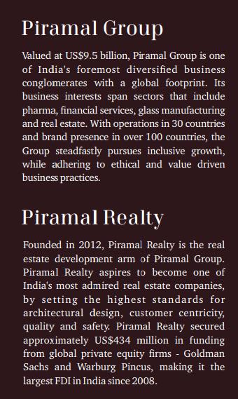 Piramal Aranya Byculla Mumbai about piramal group piramal realty call 9958959555