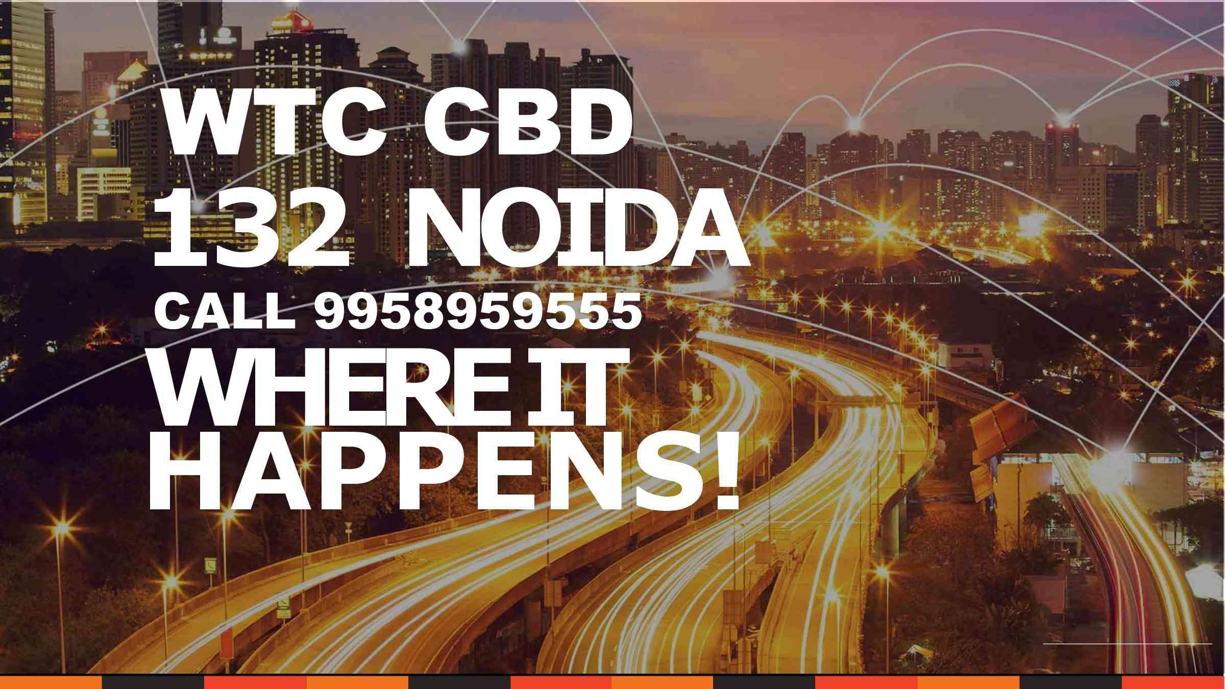 Wtc Noida Retail Spaces, World Trade Center Noida Retail Spaces, Retail Spaces in Greater Noida