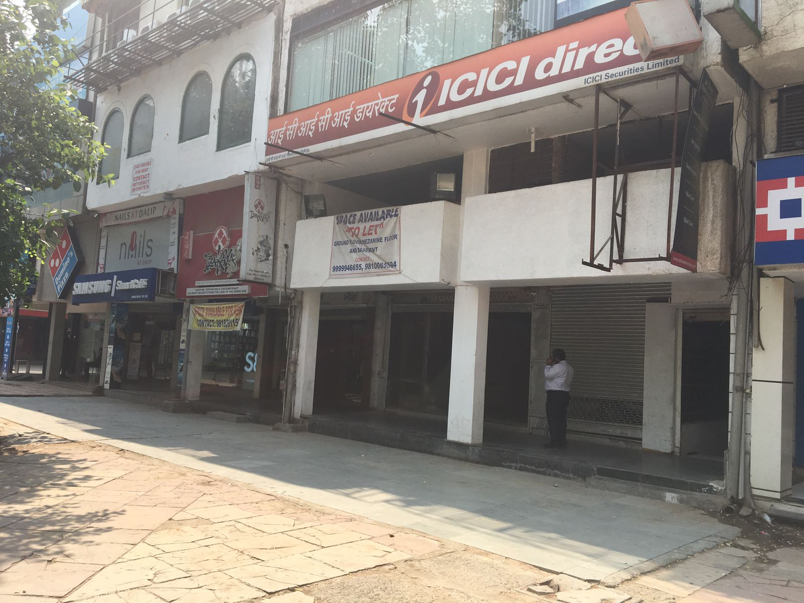 retail Showroom for rent @ BASANT LOK COMMUNITY CENTRE, VASANT VIHAR, NEW DELHI CALL+919958959555