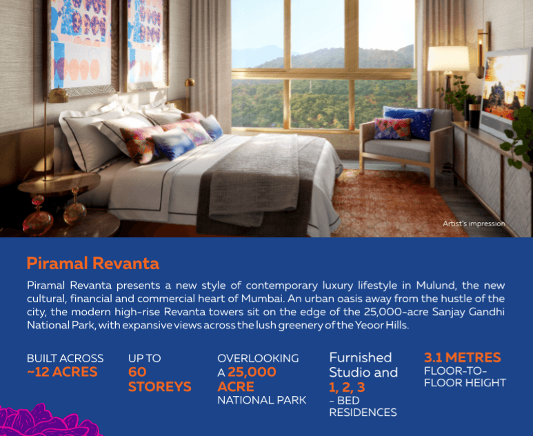 piramal revanta review,piramal revanta floor plan,piramal revanta price,piramal revanta address