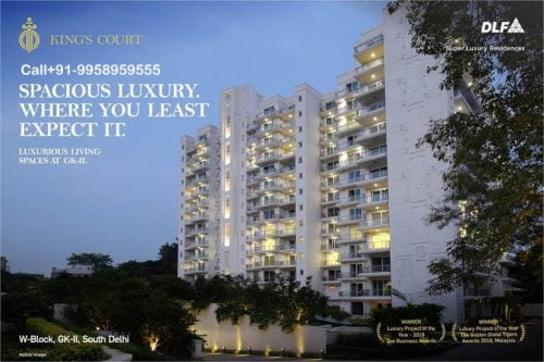 DLF King's Court - Greater Kailash 2- New Delhi