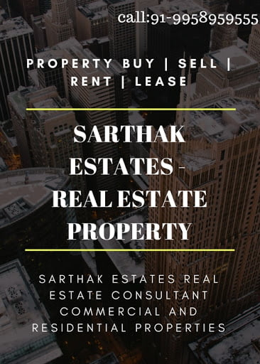 SARTHAK ESTATES REAL ESTATE AGENT