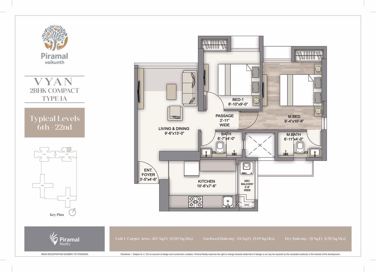vyan floor plans 2