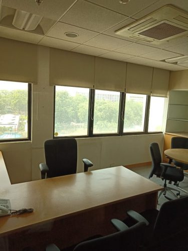 Commercial office space for lease in le-meridian commercial complex delhi