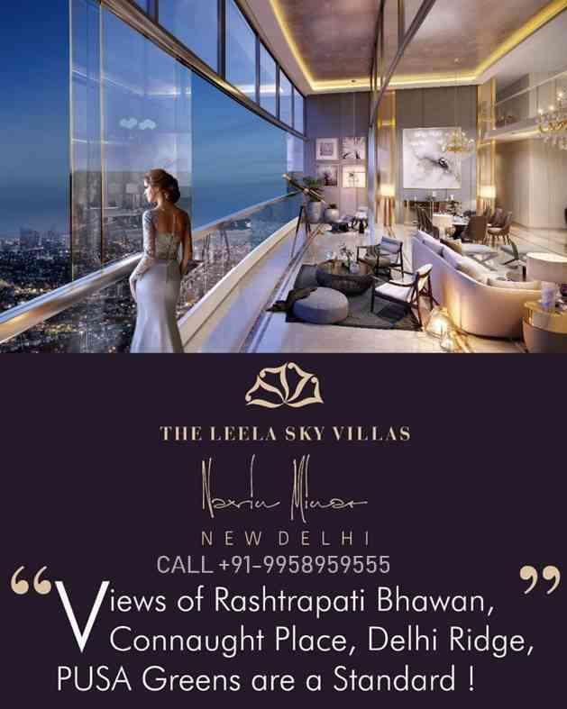 The Leela Sky Villas NEW DELHI